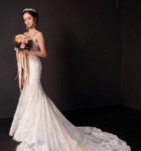 Свадебное платье бренд