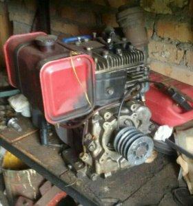 Мотор от