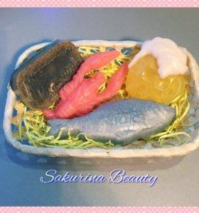 Набор для мужчин! Мужские вкусняшки из мыла