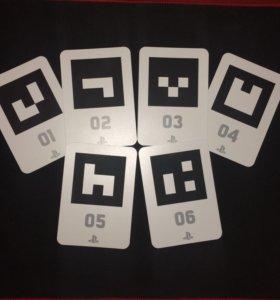 AR Play карты для доп. пеальности