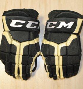 Перчатки хоккейные CCM PRO STOCK