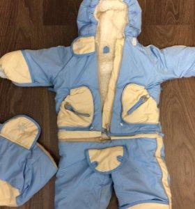 Зимний костюм от 0-2