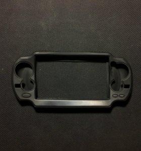 Резиновый чехол для PS Vita