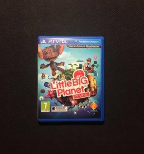Игра Little Big Planet для PS Vita