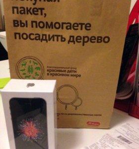 Новый iPhone SE 32 GB