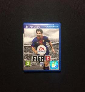 Игра FIFA 13 для PS Vita