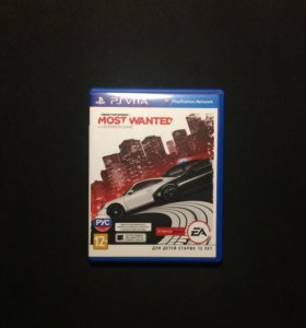 Игра Need For Speed: Most Wanted для PS Vita