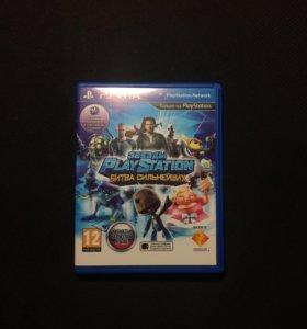 Игра Звезды PlayStation: Битва Сильнейших PS Vita