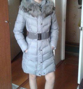 Пуховик зиммний