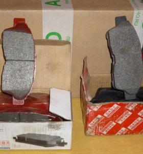 тормозные накладки тайота  карона  камри