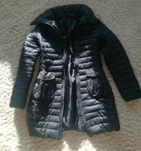 Удлиненная куртка 42-44