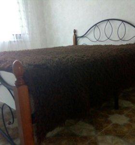 Кованая кровать 2х 1'6 цена 15000т.р.