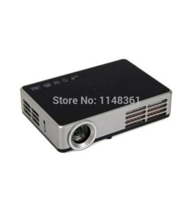 DLP WiFi 3D Smart Projector Android
