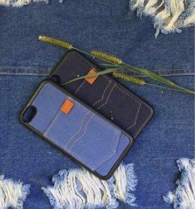 Чехлы на 6 и 7 айфон