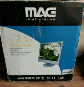 "Манитор MAG inovision 17"""