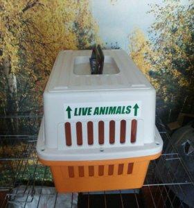 Переноска для животных.