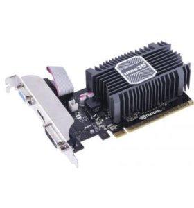 Видеокарта inno3d gf gt730 1Gb