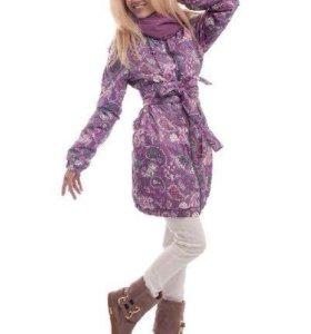 Демисезонная слинго-куртка 3в1 для беременных