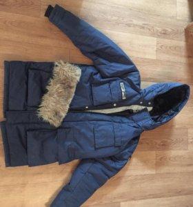 Зимняя куртка ziq & yoni