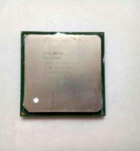 Процессор ПК. Intel Pentium 4.