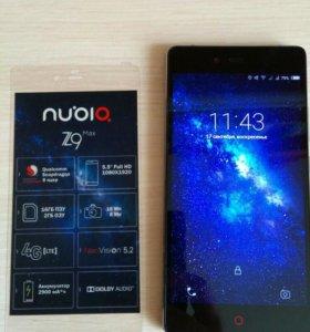 Nubia z9 max
