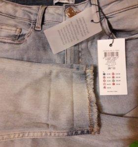 Новые  шикарные джинсы