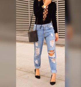 Модные женские джинсы, новые!