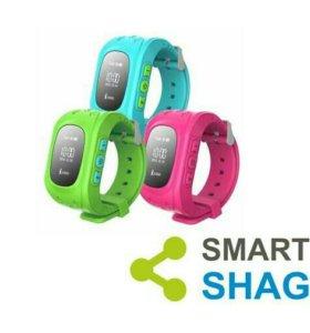 Детские смарт (умные) часы с GPS