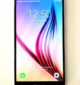 Смартфон Samsung Galaxy S6 16Gb Black Sapphir