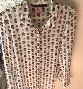Два платья Love Republic и блузка Zara