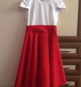 Платье для давочки
