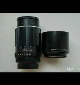 Объектив Super-Takumar 135 mm f/ 3.5