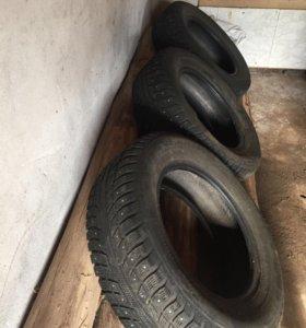 Зимние шины Kumho 215/65/R16