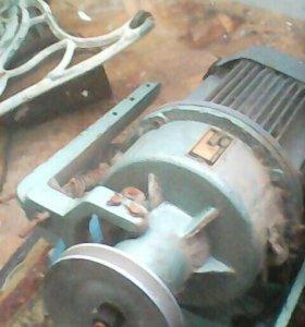 Мотор на 380В