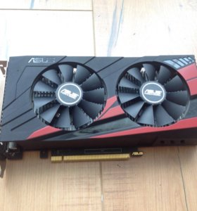 Видеокарта Asus GeForce GTX 1050 Ti Expedition 4Gb