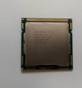 Продам процессор Intel CORE i3-540. 3.06GHZ