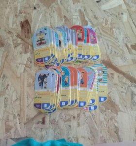 Карточки Гадкий я 3
