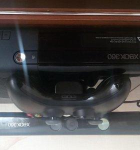 xbox 360 + kinekt