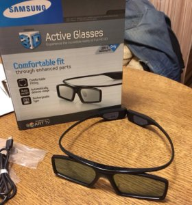 3D очки Samsung SSG-3500CR Active Glasses
