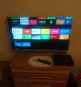 Sony KDL-43W756C Android TV
