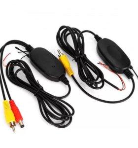 Передатчики видеосигнала для камер заднего хода