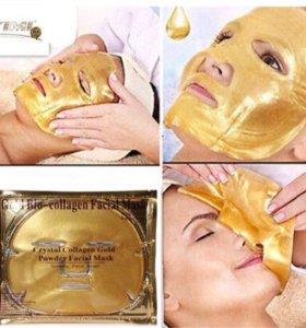Омолаживающая Gold mask
