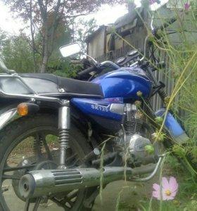 Мотоцикл.Senke
