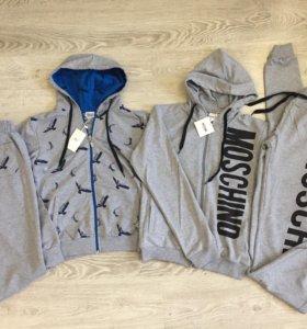Спортивные костюмы Armani, Moschino, 10-14л
