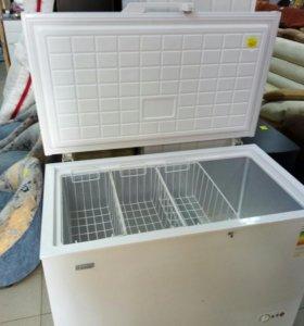 Морозильная камера LGEN 306литров