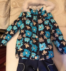 Зимний комплект костюм Kerry Керри 116-122