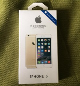 Оригинальный аккумулятор iPhone 6.