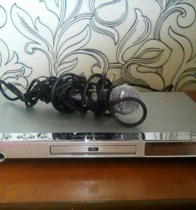 LG DVD-плеер караоке