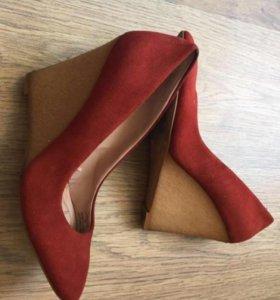 Туфли жён 37 р