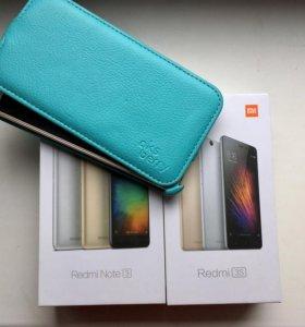 Телефон Xiaomi 3 и Xiaomi 3S